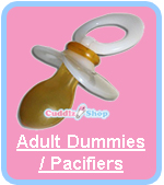 Cuddlz Adult Dummies Pacifiers NUK Large Size 5