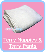 Cuddlz Terry Diapers Nappies & Cloth Pants For Adults
